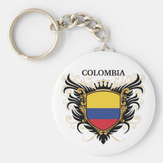 Colombia [personalize] key ring