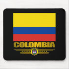 """Colombia Pride"" Mouse Mat"