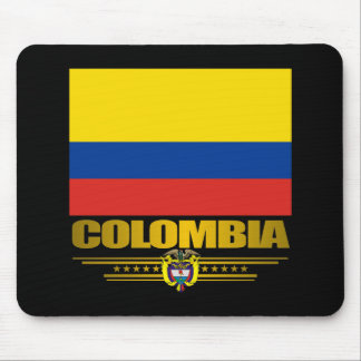 """""""Colombia Pride"""" Mouse Mat"""