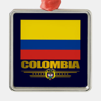 """Colombia Pride"" Ornament"
