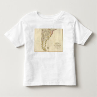 Colombia Prima, S America S sheet Toddler T-Shirt