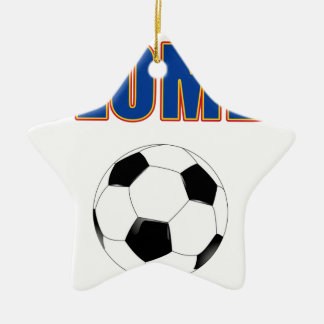 Colombia Soccer  3733 Ceramic Star Decoration