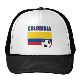 Colombia Soccer  4032 Hats