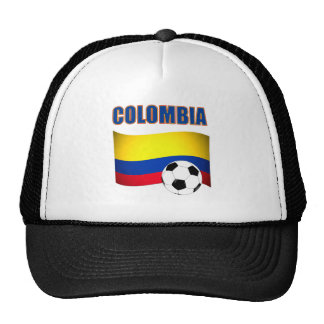 Colombia Soccer  5116 Cap