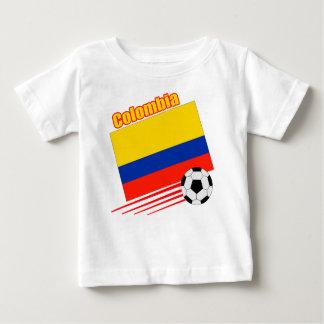 Colombia Soccer Team Tshirts
