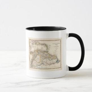 Colombia, Venezuela, South America Mug