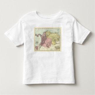 Colombia, Venezuela Toddler T-Shirt