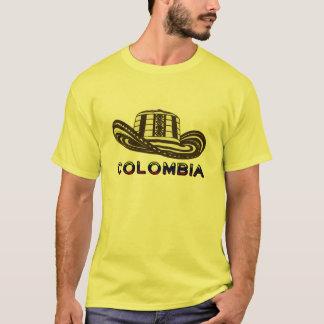Colombia Vueltiao Hat tee