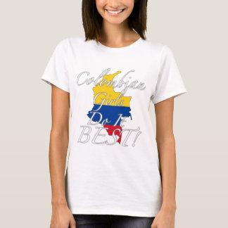 Colombian Girls Do It Best! T-Shirt