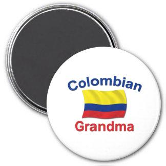 Colombian Grandma Magnet