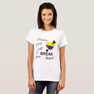Colombian Heartbreaker T-Shirt