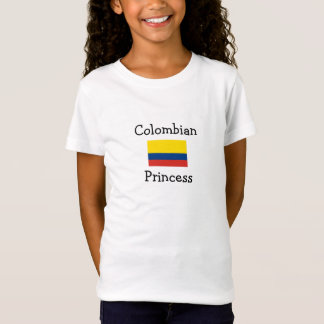 Colombian Princess T-Shirt