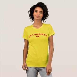 COLOMBIANA AF T-Shirt