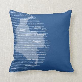 Colombiano de Pura Sepa Cushion