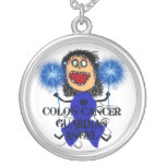 Colon Cancer Guardian Angel Jewelry