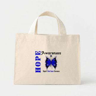 Colon Cancer Hope Awareness Bag