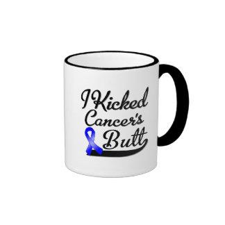 Colon Cancer I Kicked Butt Mugs