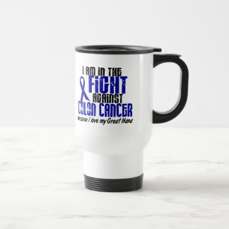 COLON CANCER In The Fight For My Great Nana 1 Coffee Mug