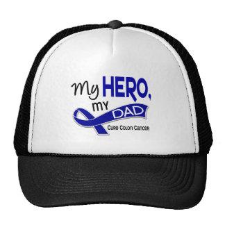 Colon Cancer MY HERO MY DAD 42 Cap