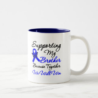 Colon Cancer Support (Brother) Mug
