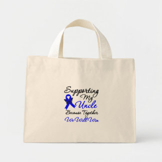 Colon Cancer Support (Uncle) Bags