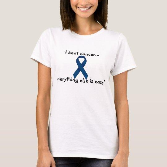 Colon Cancer Survivor T-shirt