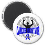 Colon Cancer Tough World Champion Survivor