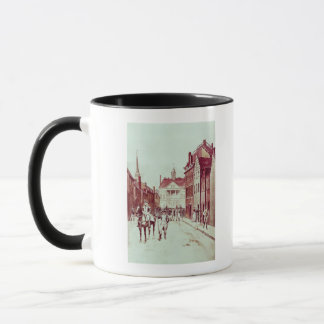 Colonel and Private, First Continental Rhode Mug