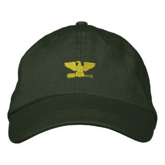 Colonel Embroidered Baseball Caps