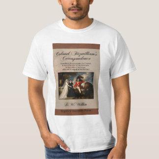 Colonel Fitzwilliam's Correspondence T-Shirt
