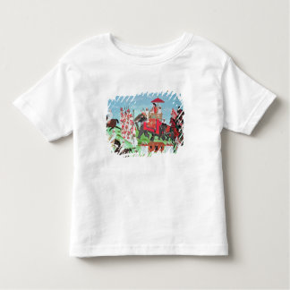 Colonel James Todd travelling by elephant Toddler T-Shirt