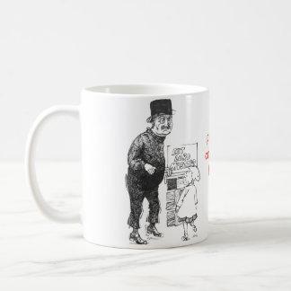 Colonel Mustard 1 - Street scene Mug