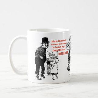 COLONEL MUSTARD COFFEE MUG