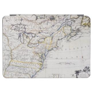 COLONIAL AMERICA: MAP, c1770 iPad Air Cover