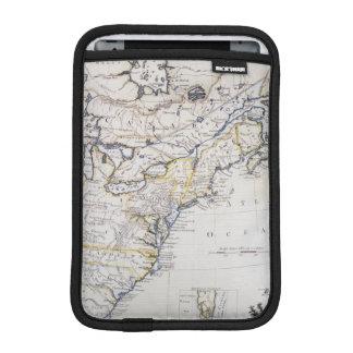COLONIAL AMERICA: MAP, c1770 iPad Mini Sleeve
