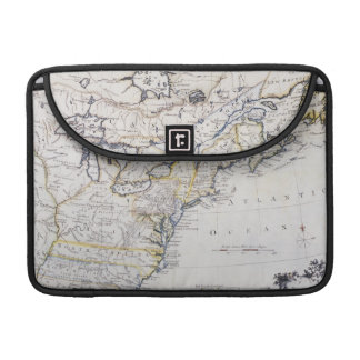 COLONIAL AMERICA: MAP, c1770 Sleeve For MacBook Pro