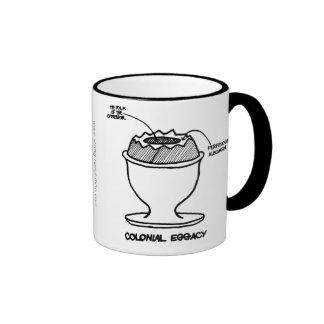 Colonial Eggacy Mug