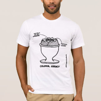 Colonial Eggacy T-shirt