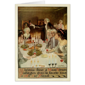 Colonial Holidays by Walter Tittle Cards
