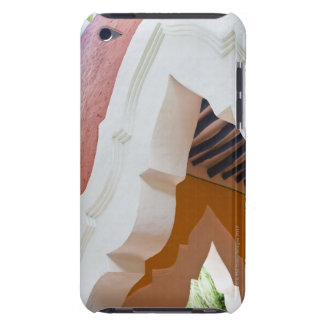 Colonial Mexican arches at a hacienda Barely There iPod Cases
