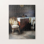 Colonial Nightclothes Jigsaw Puzzle