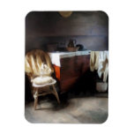 Colonial Nightclothes Rectangular Magnets