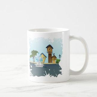 Colonial Times Coffee Mug