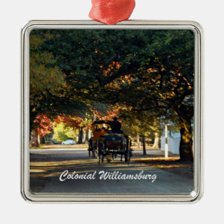 Colonial Williamsburg Christmas Ornament