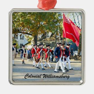 Colonial Williamsburg Christmas Ornament