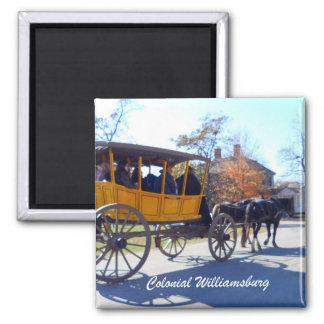 Colonial Williamsburg Fridge Magnets