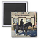 Colonial Williamsburg Refrigerator Magnets