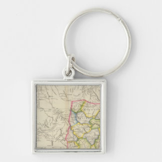 Colony of New South Wales Key Ring