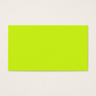 Color 2  Neon Yellow Green Visual Tools Color Only