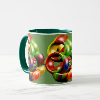 color 3d ring mug